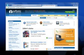 Internet Explorer 9 64-bit