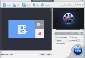 WinX Video Converter Deluxe