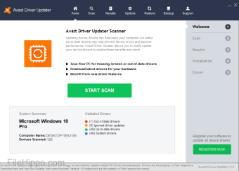 free download driver updater pro registration key