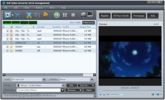 Download Full Video Converter 10 5 1 for Windows - Filehippo com