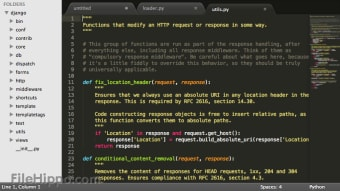 Download Sublime Text 3 2 1 3207 for Windows - Filehippo com
