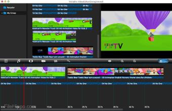 Voilabits VideoEditor for Mac