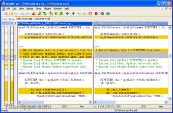 Download WinMerge 2 16 2 for Windows - Filehippo com