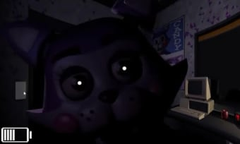 FNAC Five Nights At Candy's
