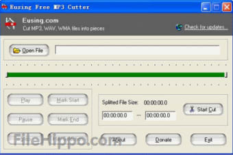 Download Free WMA MP3 Converter 1 8 for Windows - Filehippo com