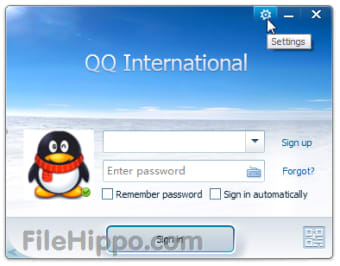 Download QQ International 2 11 for Windows - Filehippo com