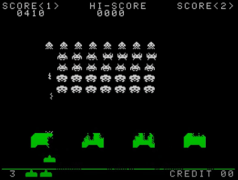 Space Invaders (for ZX Spectrum/TS2068/TC2068)