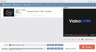 VideoSolo Video Converter Ultimate for Mac