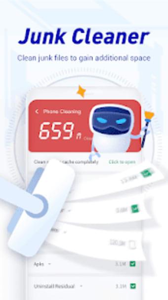 iClean - Phone Booster Virus Cleaner Master