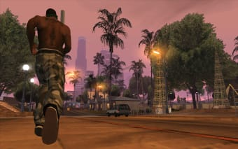 Grand Theft Auto: San Andreas Patch