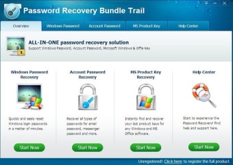 Password Recovery Bundle