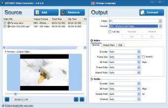 ZXT2007 Video Converter