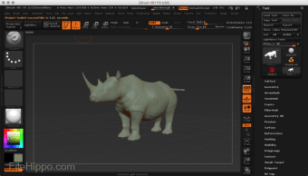 Download ZBrush 2019 for Windows - Filehippo com