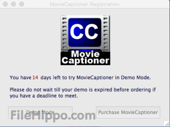 MovieCaptioner for Mac