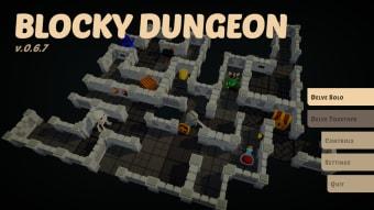 Blocky Dungeon Demo