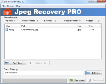 JPEG Recovery PRO