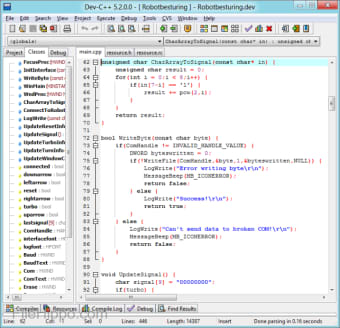 Download DEV-C++ 5 11 for Windows - Filehippo com
