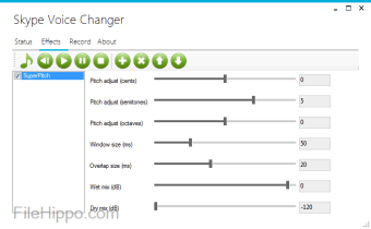 Download Skype Voice Changer 1 4 for Windows - Filehippo com