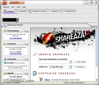 SHAREAZA 2012 TÉLÉCHARGER