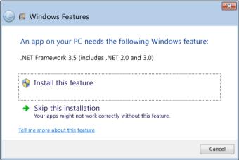 Microsoft NET Runtime