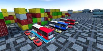 Modern Bus Parking - Bus Simulator 2020 Free Games