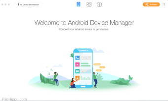 AnyTrans Android Manager for Mac