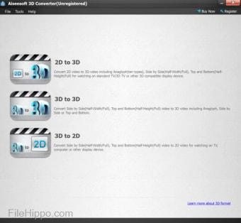 Aiseeoft 3D Converter