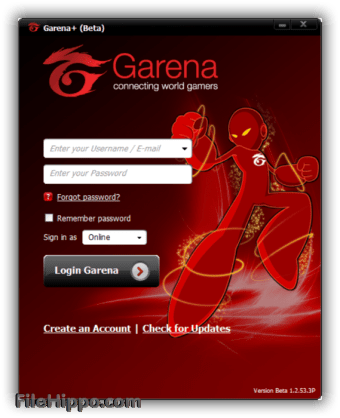 Garena+