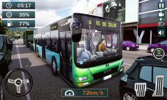 Bus Driver Simulator Game Pro 2019