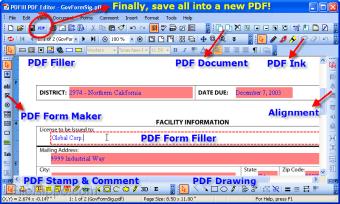 Download PDFill PDF Editor 14 0 0 0 for Windows - Filehippo com