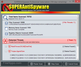 anti spyware trojan free download