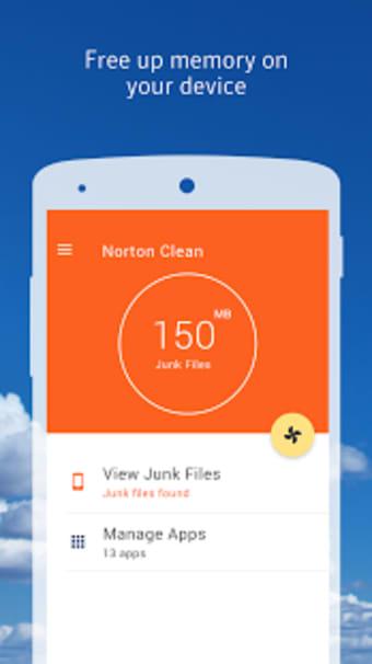 Norton Clean Junk Removal