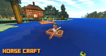 Horsecraft Survival and Crafting Game