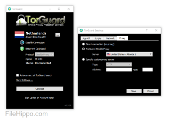 Download TorGuard VPN 3 95 1 for Windows - Filehippo com
