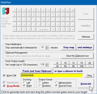 HashPass