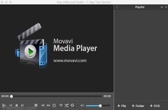 Movavi Media Player for Mac