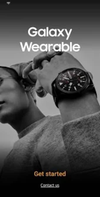 Galaxy Wearable (Samsung Gear)