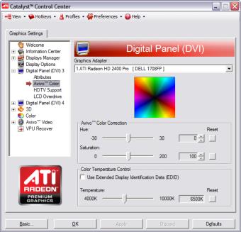 AMD Catalyst Drivers XP