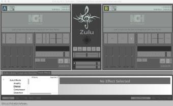 Zulu DJ Software for Mac
