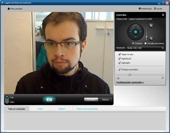 Logitech HD Webcam Software