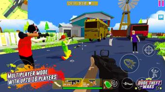 Dude Theft Auto Open World Sandbox Simulator BETA