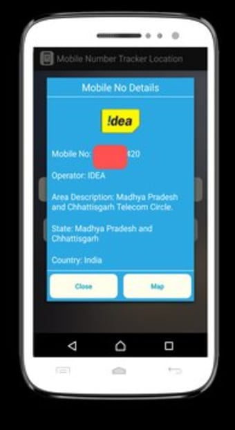 Mobile Number Tracker Location