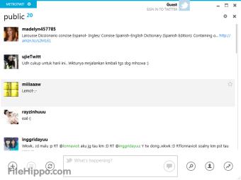 Télécharger MetroTwit 1 1 0 pour Windows - Filehippo com