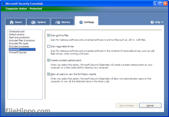 latest version of microsoft security essentials free download