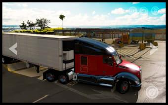 Euro Truck Driving  Goods Transport Cargo Game 3D
