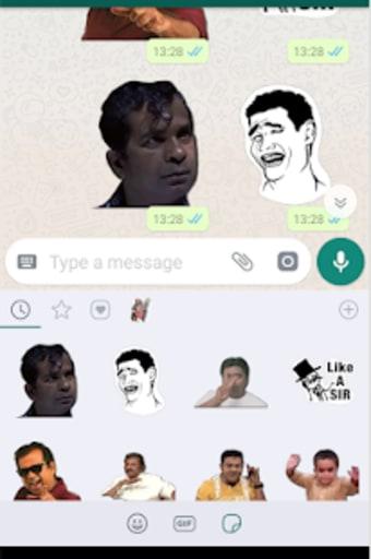 Telugu WhatsApp Stickers