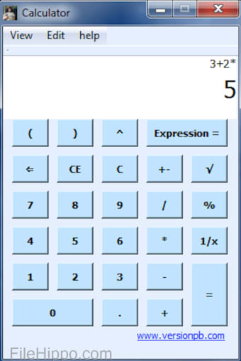 microsoft windows xp calculator download