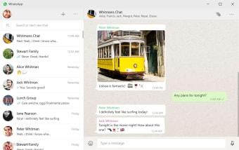 WhatsApp Messenger 32-bit for PC Windows