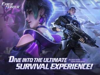 Cyber Hunter Lite