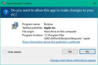 bonjour for windows 7 64 bit free download